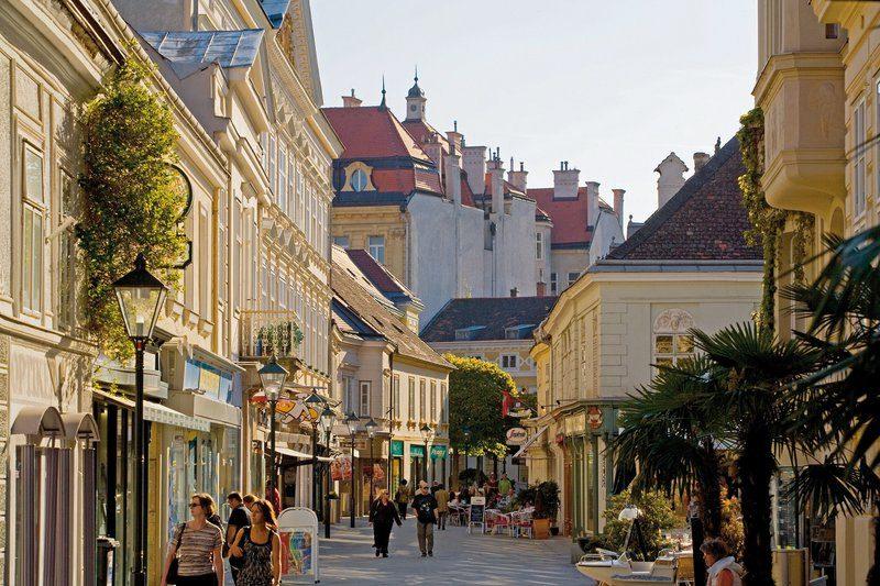 transfer to Baden bei Vienna