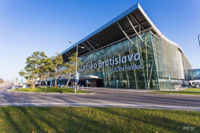 Bratislava airport for private transfer in Bratislava