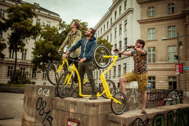 Vienna Kick Bike Tour