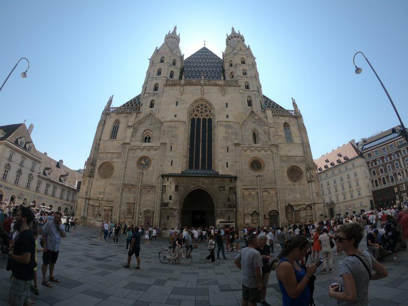 Vienna guide, Stephans dom