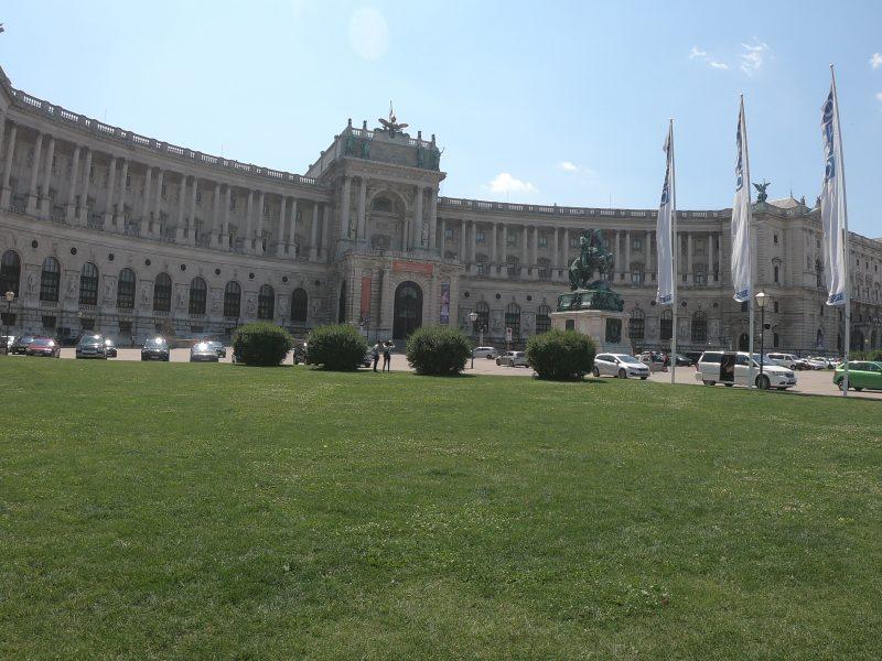 Vienna guide, Hofburg