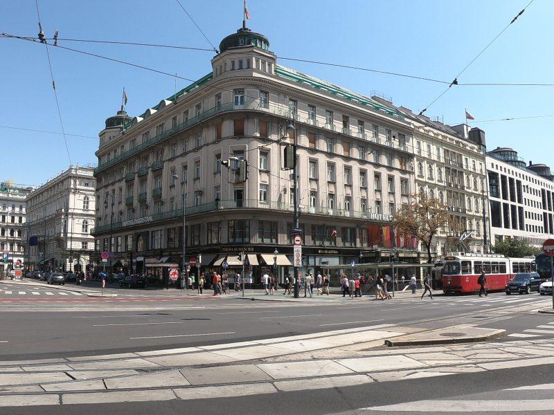 Vienna guide, Hotel Bristol Vienna