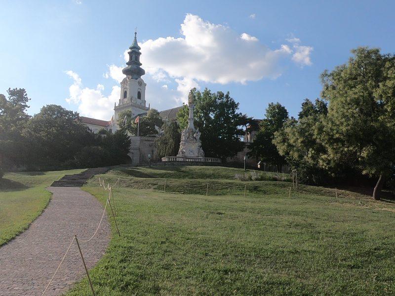 One day trip, Nitra