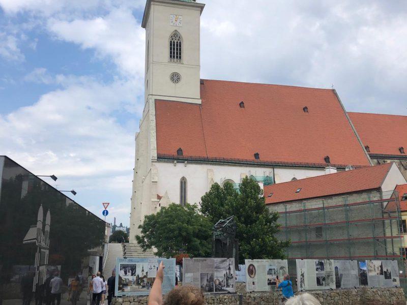 Coronation of Maria Theresa in Bratislava