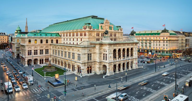 Private one day trip to Vienna