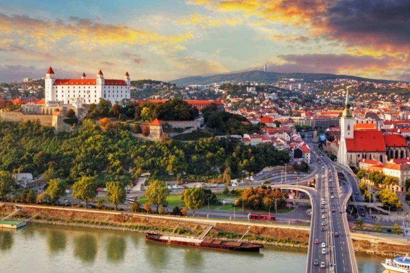 Private Tours from Vienna to Bratislava