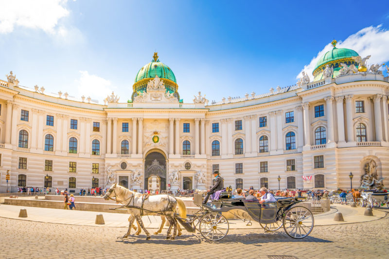 Regular City Tours in Vienna from Bratislava