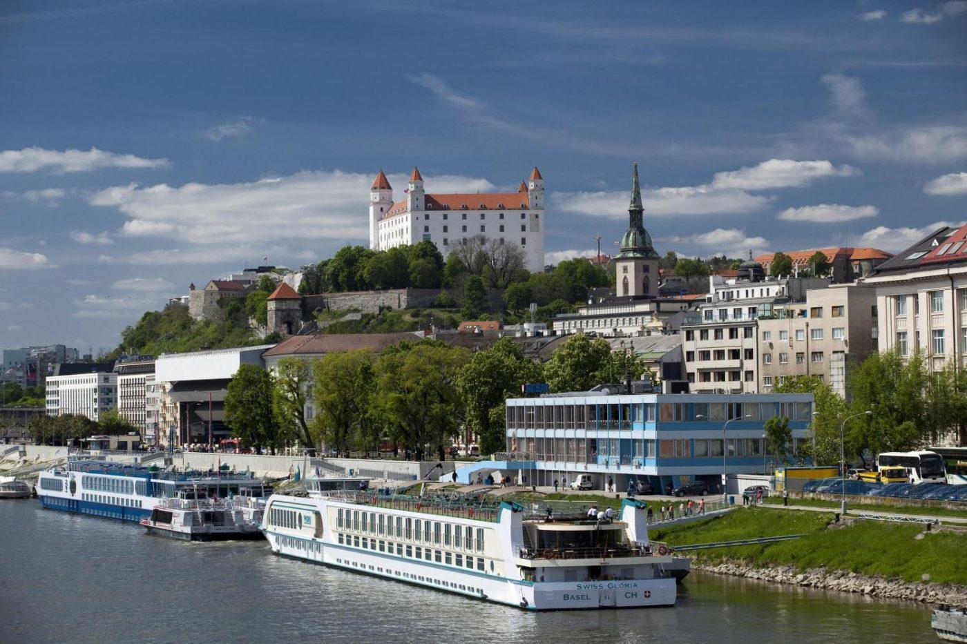 How to get to bratislava during Bratislava Grand City Tour Sightseeing Tour