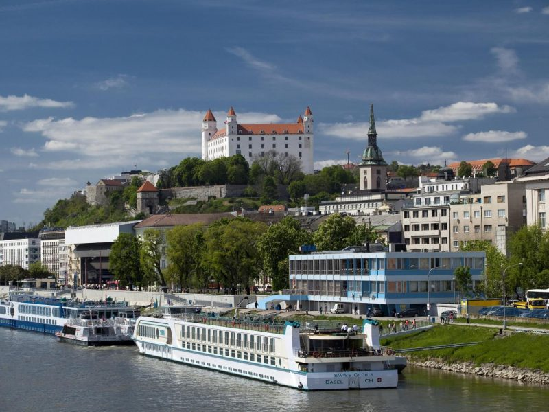 How to get to bratislava during Bratislava Grand City Tour Sightseeing Tour