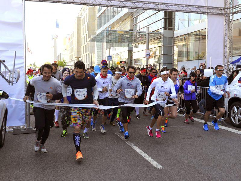 Running in Bratislava