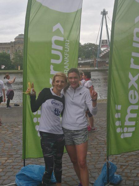 Running in Bratislava, Imex Run