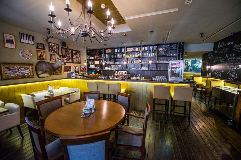 Restaurants in Bratislava, Pulitzer U Zlateho Jelena