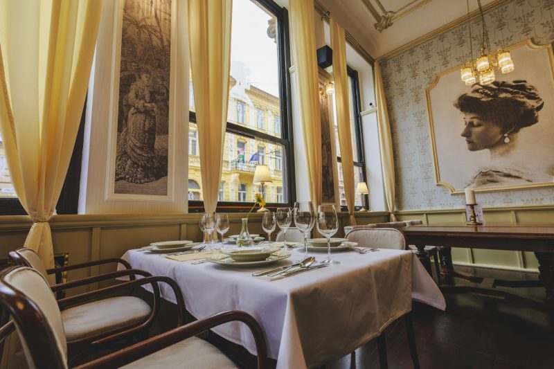 Restaurants in Bratislava, Cafe Stefanka