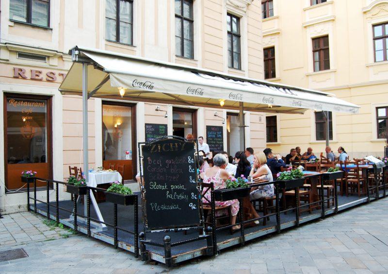 Restaurants in Bratislava, Zichy