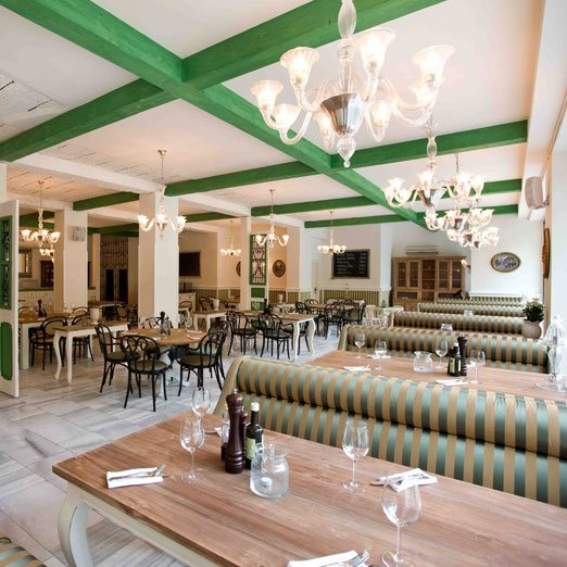 Restaurants in Bratislava, Zylinder Restaurant