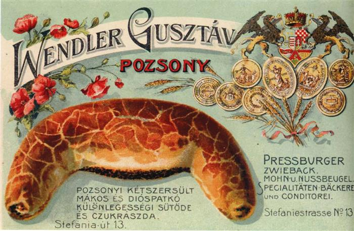 Bratislava rolls