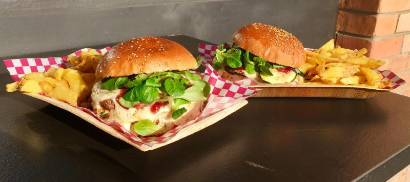 The best burger in Bratislava