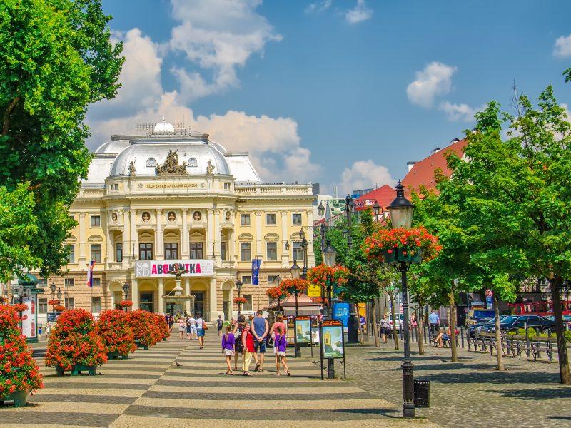 Bratislava`s opera