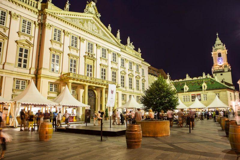 Private Bratislava by Night