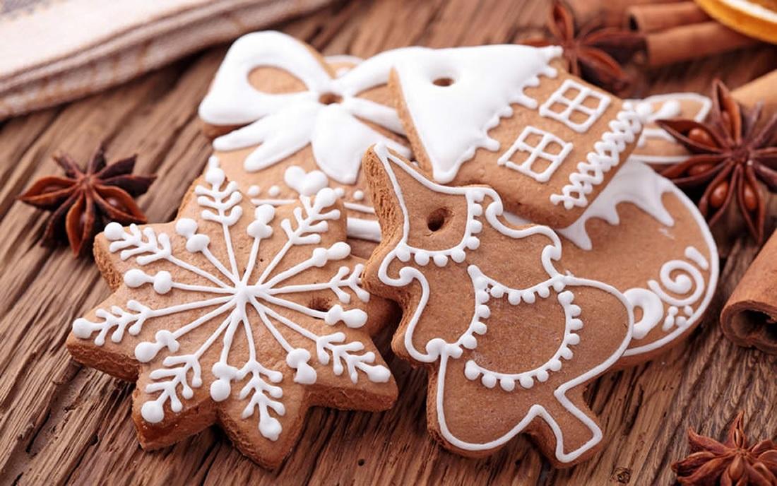 Top 3 Christmas Cookies