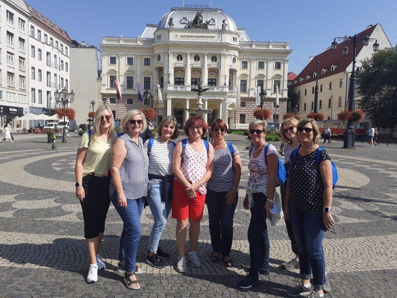 Day trip from Vienna to Bratislava