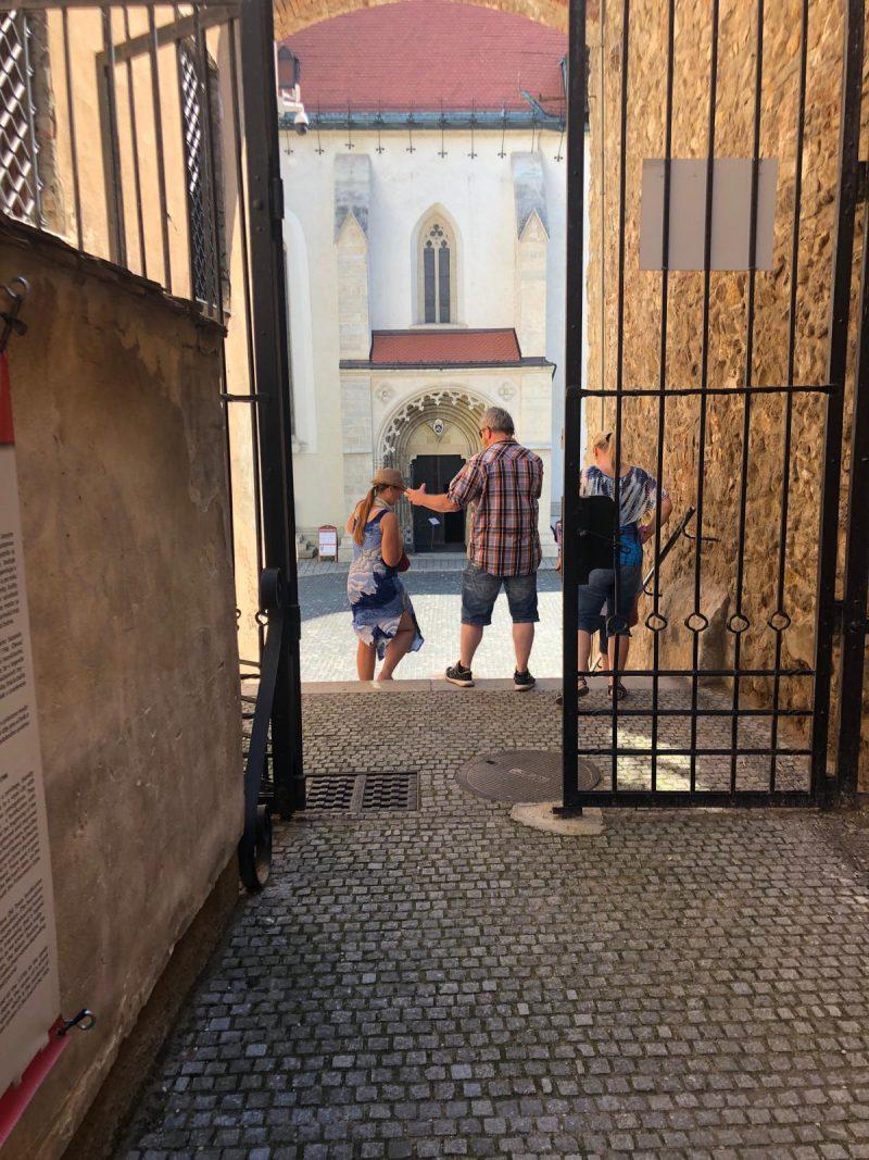 Bratislava Classical Walking Tou