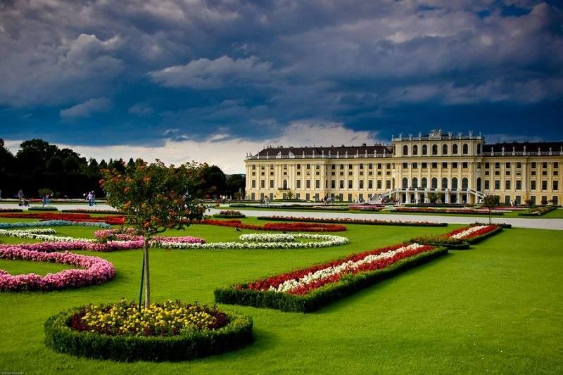 Schönbrunn dinner & concerte